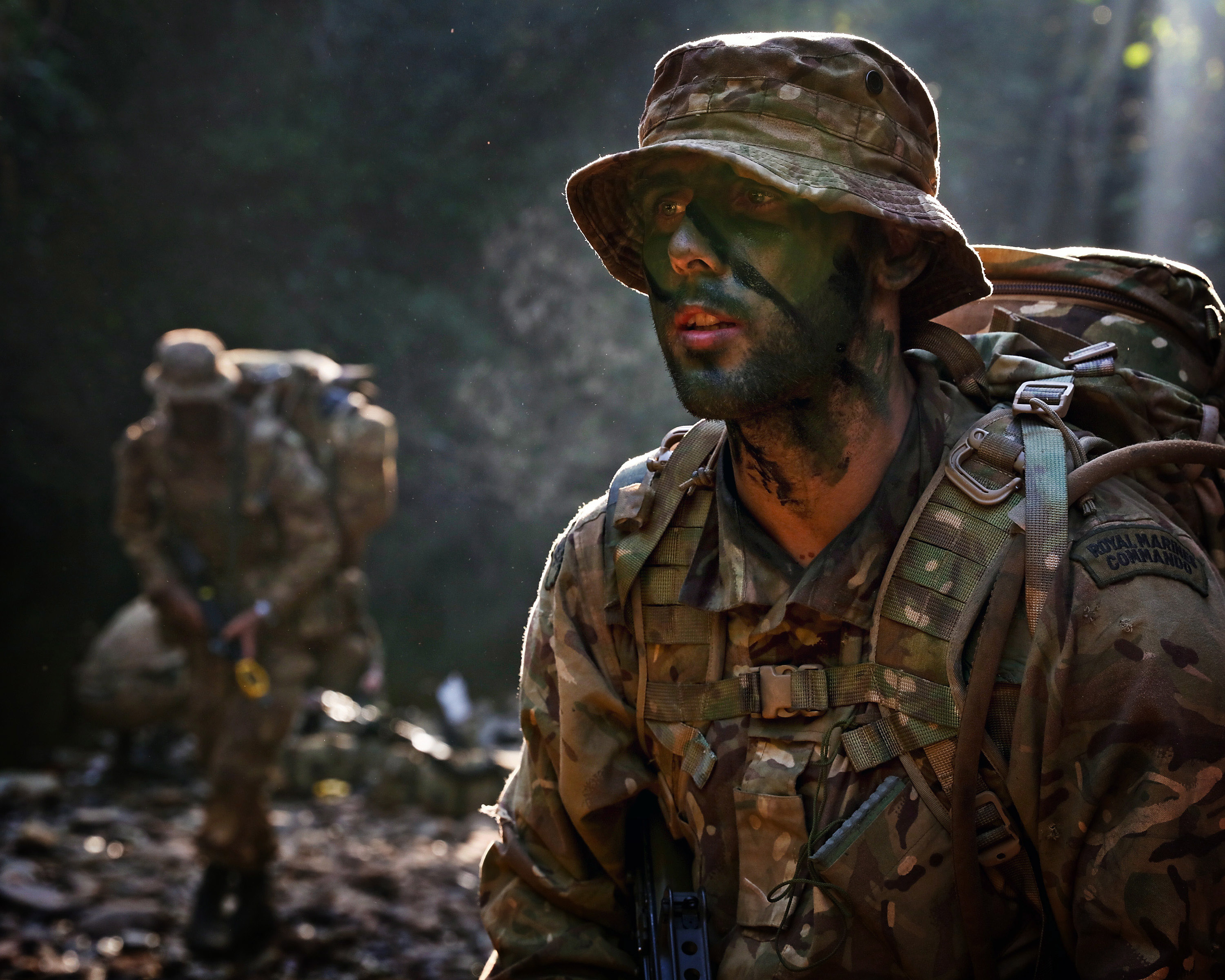 Royal Marines in Belize, welcome to the jungle!